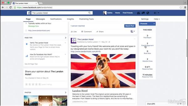 How to pin posts on Facebook pages: Facebook for Business
