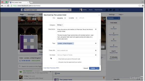 How to create a Facebook event: Facebook for Business