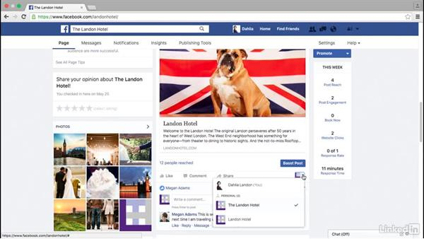 How Facebook comments work: Facebook for Business