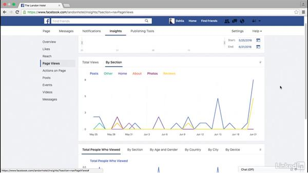 Track your Facebook page views: Facebook for Business