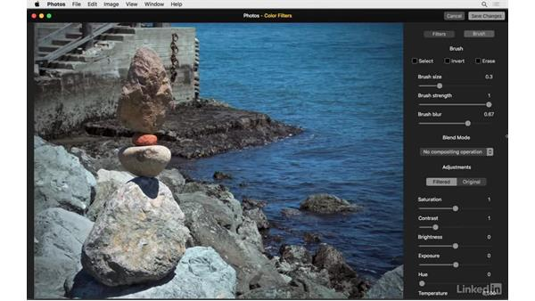 Compare work in Photos for OS X: Photos for OS X: Extensions for Local Adjustments