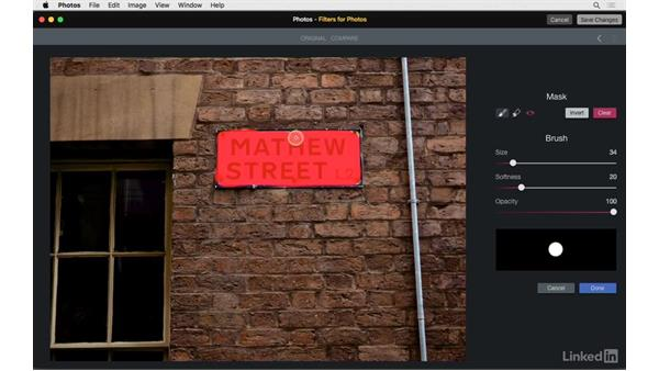 Apply local edits with Filters for Photos: Photos for OS X: Extensions for Local Adjustments