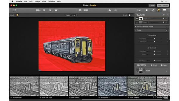 Work with layers: Photos for OS X: Extensions for Local Adjustments