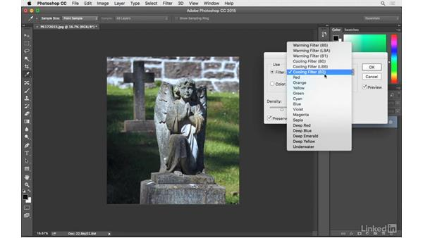 Use Photoshop to retouch an image: Photos for OS X: Extensions for Local Adjustments