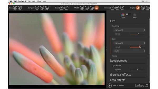 Send a file to DxO FilmPack: Photos for OS X: Extensions for Local Adjustments