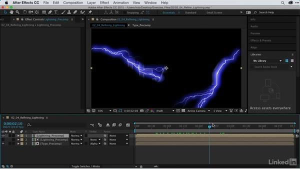 Welcome: After Effects Guru: Using Generator Effects