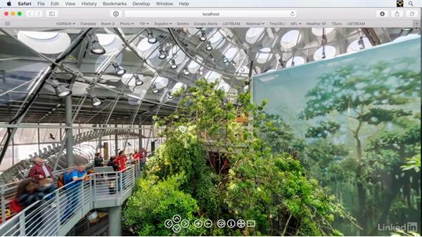 Welcome: Creating 360-Degree Panoramas and Interactive Tours