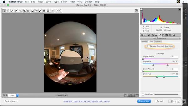 Processing RAW HDR files, part 1: Creating 360-Degree Panoramas and Interactive Tours