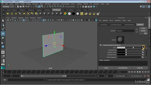 Setting up reference: Maya 2017 Essential Training