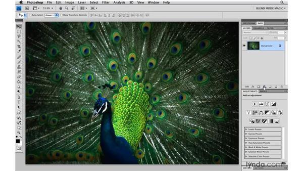 Avoiding false saturation with Luminosity: Photoshop Blend Mode Magic