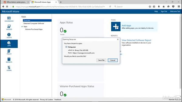 Deploy apps: Windows 10: Manage Apps