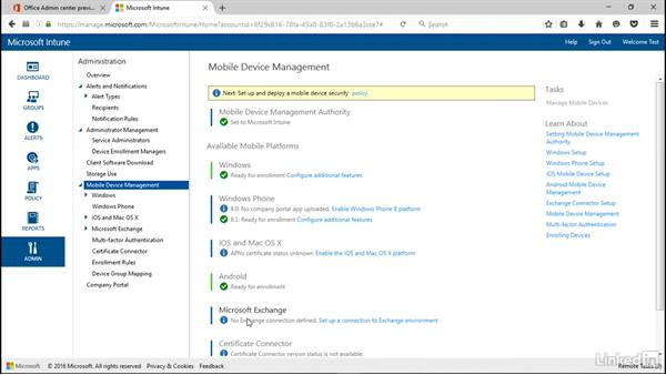 Setting up Mobile Device Management (MDM): Windows 10: Manage Apps