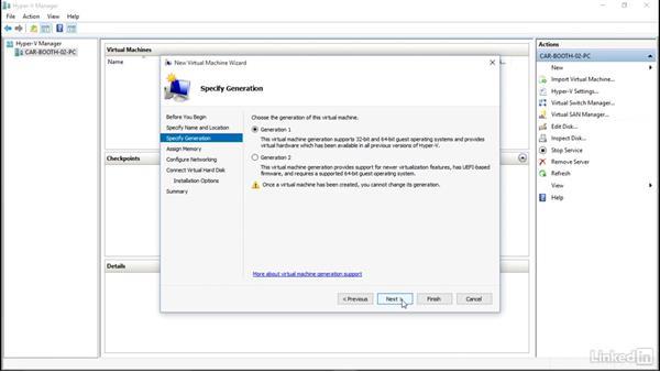 Deploy a Windows virtual machine: Windows 10: Manage Apps