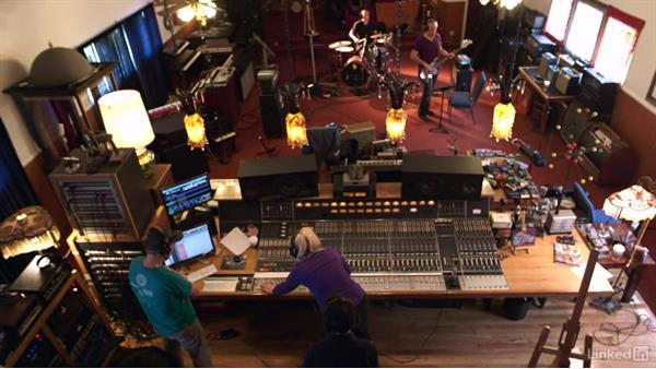 Sylvia Massy: Unconventional Recording - Preview: Sylvia Massy: Unconventional Recording