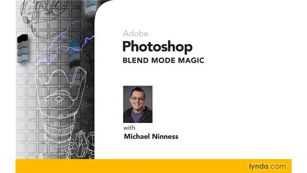Goodbye: Photoshop Blend Mode Magic