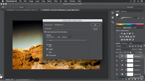 Building a LUT in Photoshop: Advanced Photoshop: Lookup Tables and Gradient Maps