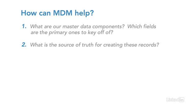 Applying master data management: Data Science Tips with Nate Makdad