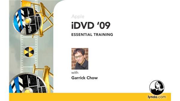 Goodbye: iDVD '09 Essential Training