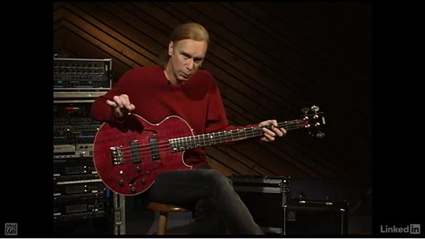 Choosing a bass: Electric Bass Basics with Billy Sheehan