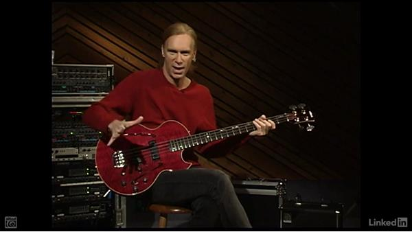 Left-hand basics: Electric Bass Basics with Billy Sheehan