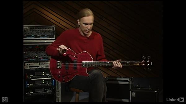 Locking with the bass drum: Electric Bass Basics with Billy Sheehan