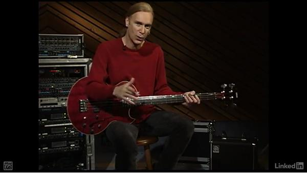 Playing in different styles: Electric Bass Basics with Billy Sheehan
