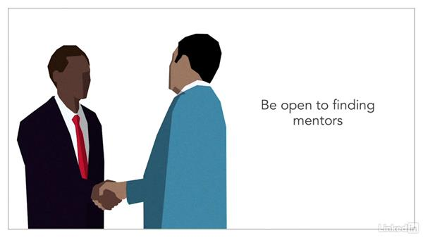 Find a mentor: Succeeding in a New Job