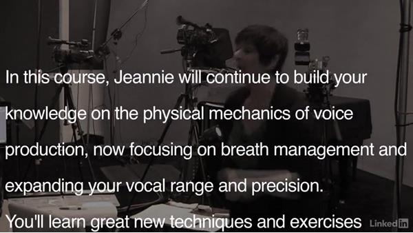 Welcome: Vocal Lessons with Jeannie Deva: 3 Expanding Your Range