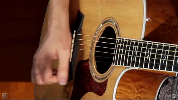 Strumming a song: Beginning Acoustic Guitar