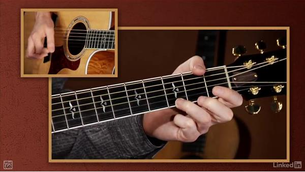 Awesome tips for learning and switching chords: Beginning Acoustic Guitar