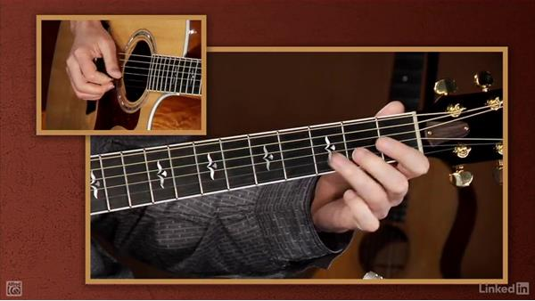 Reading key signatures: Beginning Acoustic Guitar