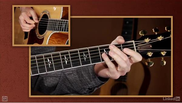 1st and 2nd endings: Beginning Acoustic Guitar