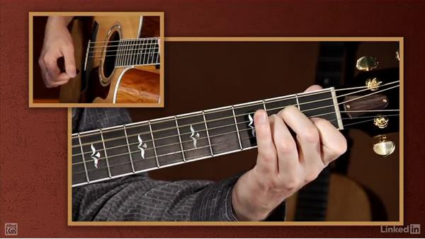 Minor chords: Beginning Acoustic Guitar