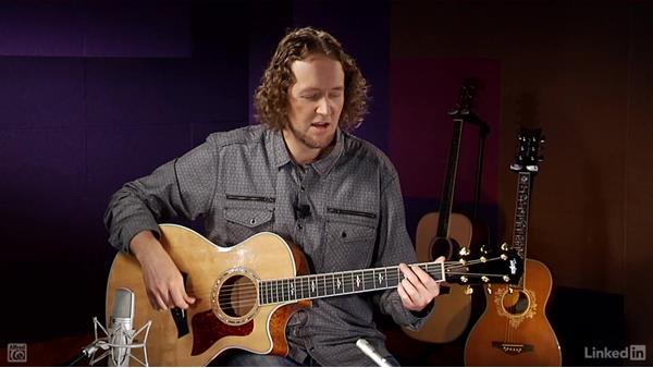 Waltz time: Beginning Acoustic Guitar