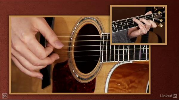 Fingerpicking in waltz time: Beginning Acoustic Guitar