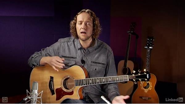 The major scale: Beginning Acoustic Guitar