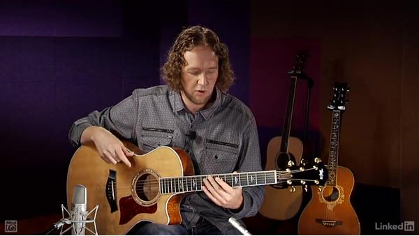 Interval fingerings: Beginning Acoustic Guitar