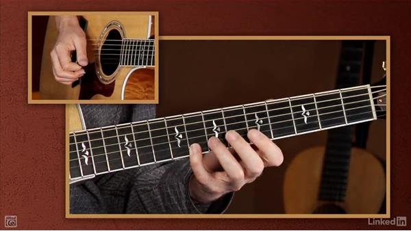The minor pentatonic scale: Beginning Acoustic Guitar