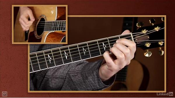 More 7th chords: Blues in E: Beginning Acoustic Guitar
