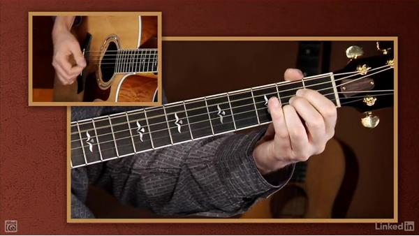 Transposition: Beginning Acoustic Guitar