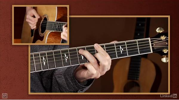 Power chords: Beginning Acoustic Guitar