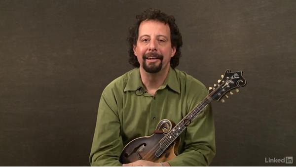 Introduction to intermediate mandolin: Mandolin Lessons with Mike Marshall: 2 Soloing Ideas and Kickoffs