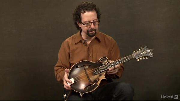 Adjusting your action: Mandolin Lessons with Mike Marshall: 2 Soloing Ideas and Kickoffs