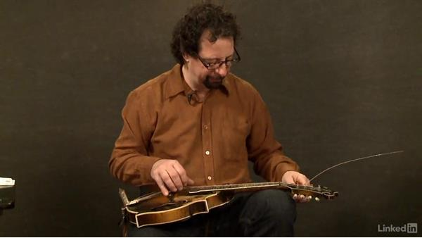 Changing your strings, part 1: Mandolin Lessons with Mike Marshall: 2 Soloing Ideas and Kickoffs