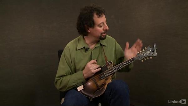 Tuning up: Mandolin Lessons with Mike Marshall: 2 Soloing Ideas and Kickoffs