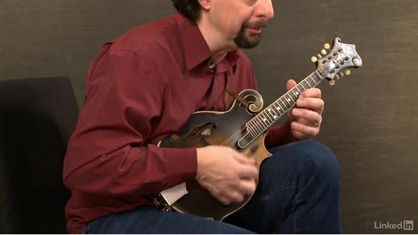 """""""Salt Creek"""": Mandolin Lessons with Mike Marshall: 2 Soloing Ideas and Kickoffs"""