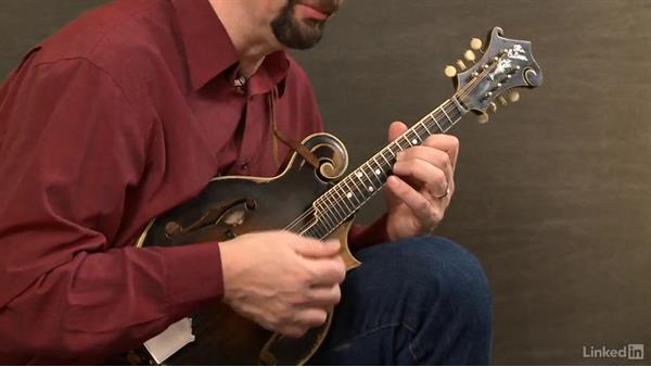 Positions: Mandolin Lessons with Mike Marshall: 2 Soloing Ideas and Kickoffs