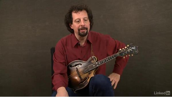 How to practice: Mandolin Lessons with Mike Marshall: 2 Soloing Ideas and Kickoffs