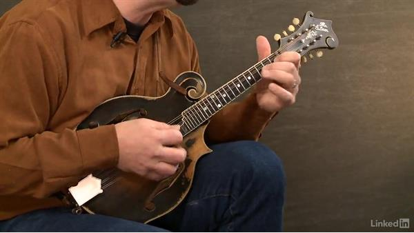 Blues scale, part 1: Mandolin Lessons with Mike Marshall: 2 Soloing Ideas and Kickoffs