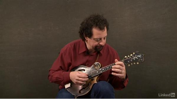 """""""June Apple"""": Mandolin Lessons with Mike Marshall: 2 Soloing Ideas and Kickoffs"""